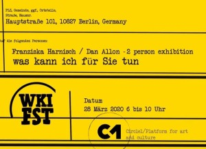 Yellow-invitation